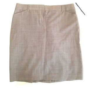 J crew PERFECT lined skirt